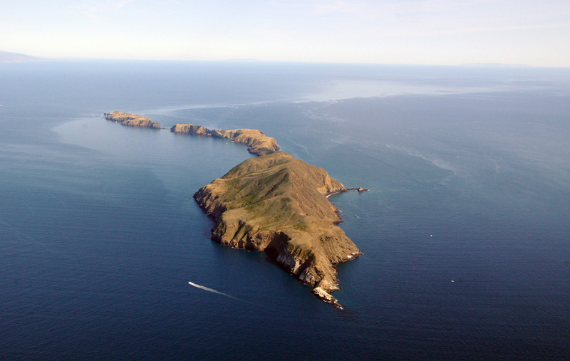 Small Channel Islands