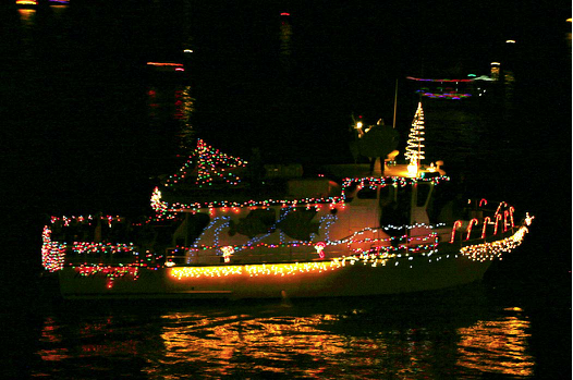 Condor Express Parade of Lights Cruise