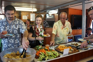 Condor Galley Buffet