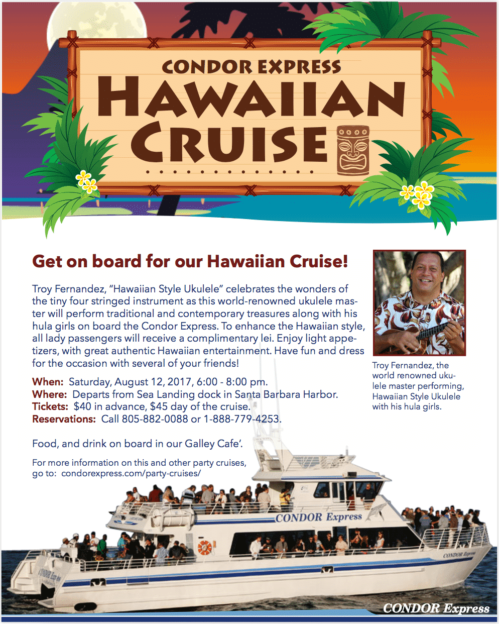 Hawaiian Cruise Flyer